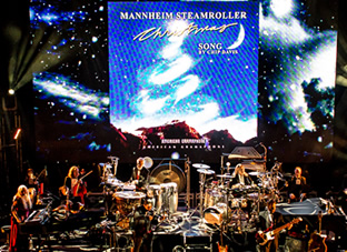 Mannheim Steamroller Christmas - Broadway San Diego