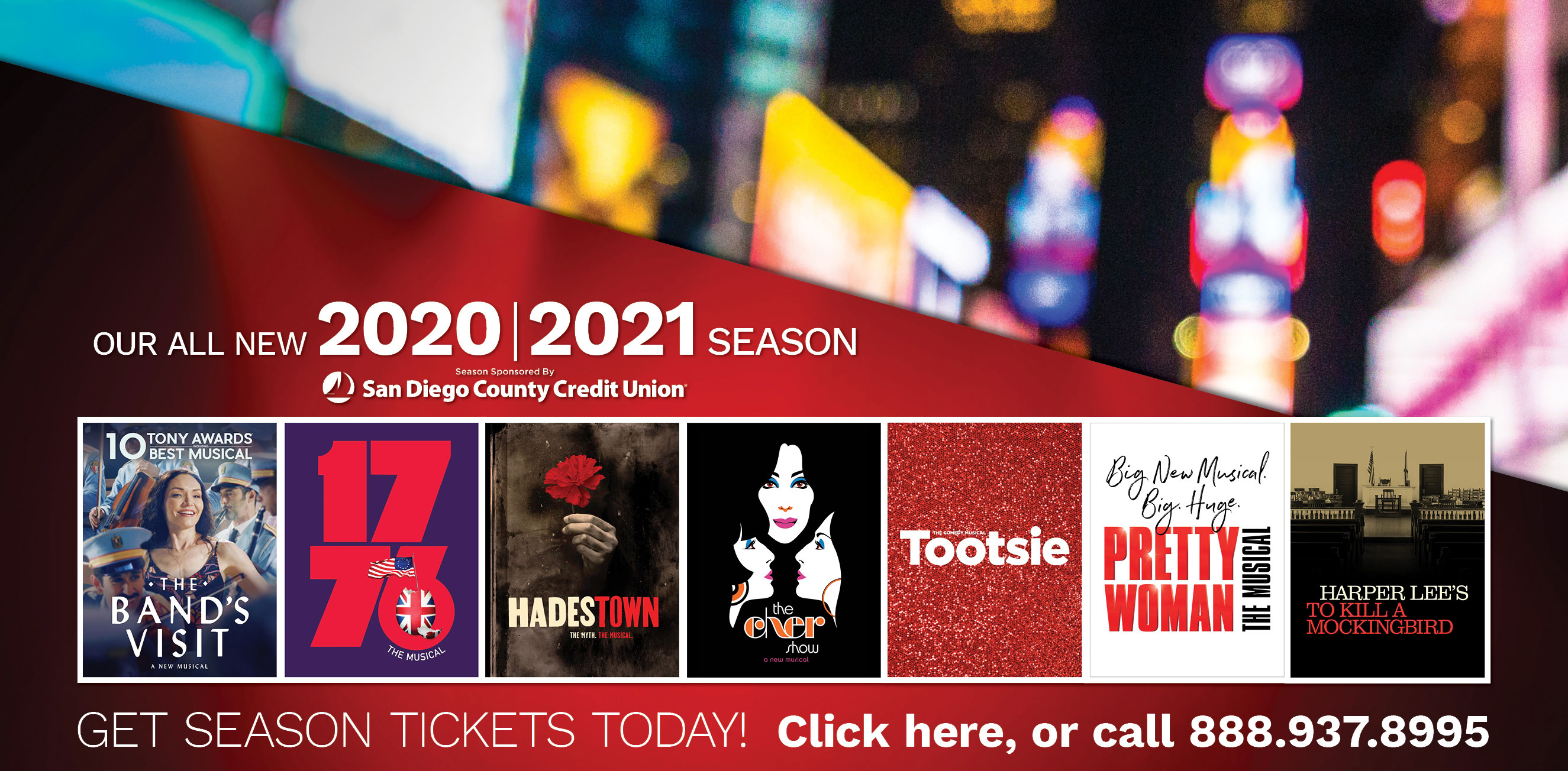 top broadway shows 2020