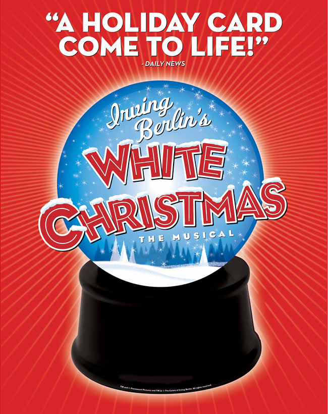 Irving Berlins White Christmas 2020 Irving Berlin's White Christmas   Broadway San Diego